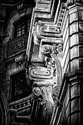 Ansonia Building Detail 49 Print by Val Black Russian Tourchin