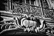 Ansonia Building Detail 5 Print by Val Black Russian Tourchin