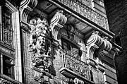 Val Black Russian Tourchin - Ansonia Building Detail 6