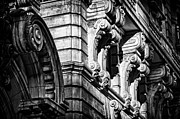 Val Black Russian Tourchin - Ansonia Building Detail 8