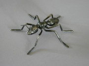Insect Sculptures - Ant by Kirk Sullens
