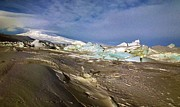 Research Photo Originals - Antarctic Landscape 131 by David Barringhaus