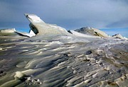 Research Photo Originals - Antarctic Landscape 132 by David Barringhaus