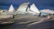 Research Photo Originals - Antarctic Landscape 135 by David Barringhaus