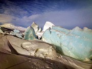 Research Photo Originals - Antarctic Landscape 143 by David Barringhaus