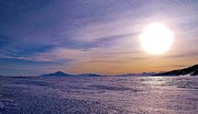 Research Photo Originals - Antarctic Landscape 147 by David Barringhaus