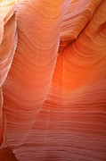 Sandstone Formation Prints - Antelope Canyon - A dazzling phenomenon Print by Christine Till
