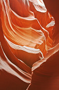Rocks Posters - Antelope Canyon - So much brilliance Poster by Christine Till