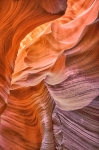 Cave Prints - Antelope Canyon II Print by Andreas Freund