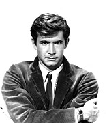 Perkins Posters - Anthony Perkins, 1960s Poster by Everett