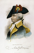 Autograph Framed Prints - Anthony Wayne (1745-1796) Framed Print by Granger