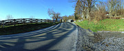 Sharpsburg Photos - Antietam Road by Jan Faul