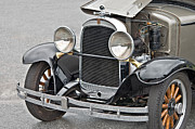 Susan Leggett Art - Antique Car by Susan Leggett