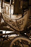 Antique Digital Art Prints - Antique Carrige Print by Robert Meanor