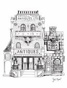 John Keaton - Antique Shop