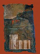 Columns Tapestries - Textiles - Antiquities by Gary Ciancio