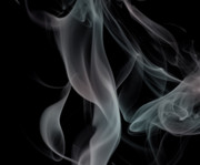 Smoke Art Prints - Any Colour You Like Print by Bryan Steffy