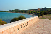 Anzac Framed Prints - Anzac Framed Print by Angela Siener