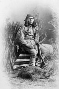 1885 Photos - Apache Leader, 1885 by Granger