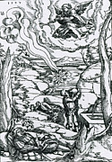 Armageddon Photos - Apocalypse, 16th Century by Science Source