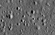 Topography Photos - Apollo 11 Landing Site by Stocktrek Images
