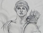 Greek Mythology Originals - Apollo by John Keaton