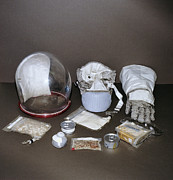 Rations Art - Apollo Space Mission Food And Equipment by NASA / Science Source