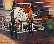 Appaloosa Framed Prints - Appaloosa Framed Print by Harvie Brown