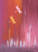 Dragonflies Originals - Apparitions by Lance Bifoss