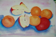 Aldonia Bailey - Apple and Oranges