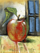 Alexandros Koumpios - Apple And Window