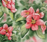 Carol Schmauder - Apple Blossom Time