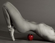 Angelique Olin - Apple Dancer