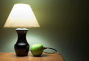 Rob Byron - Apple Powered Lamp