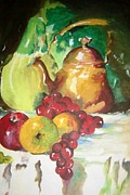 Essie Nyanganyi  - Apples and Berries