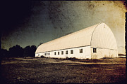 Appleton Art Metal Prints - Appleton Barn Metal Print by Joel Witmeyer