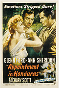 Fid Photo Posters - Appointment In Honduras, Ann Sheridan Poster by Everett