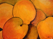 Apricots Originals - Apricots by Gitta Brewster