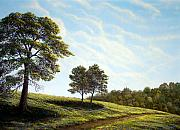 April Afternoon Print by Frank Wilson