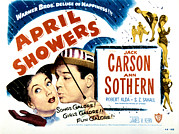 April Showers Posters - April Showers, Ann Sothern, Jack Poster by Everett