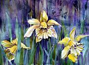 Daffodils Originals - April Showers by Mindy Newman