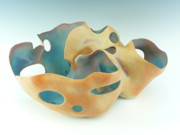 Shell Ceramics - Aquatic 1 by Gary Frederick Brown