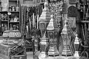 Swords Photos - Arab bazaar by Paul Cowan
