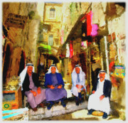 Ted Azriel - Arab Merchants Of...