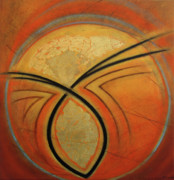 Archetypal Originals - Arabesque III by Glen Rogers