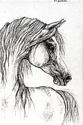 Рисунок Костюма Тарантелла