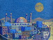 Nights Originals - Arabian Nights by Art Nomad Sandra  Hansen