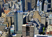 Philly Skyline Art - Aramark PSFS Buildings 1101 Market St Philadelphia PA 19107 2926 by Duncan Pearson