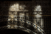 Islamic Photos - Arch Art by Marion Galt
