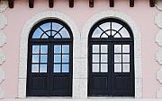 Arch Windows Print by Rob Hans